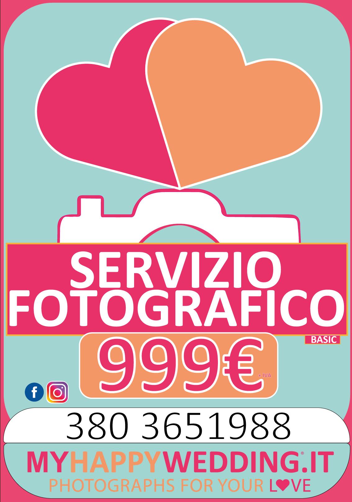 saldi matrimonio offerta foto matrimonio 999€