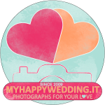 My Happy Wedding Logo