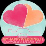 My Happy Wedding Logo